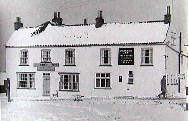 Fleece Inn Winter