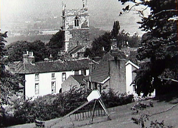 Church from Park