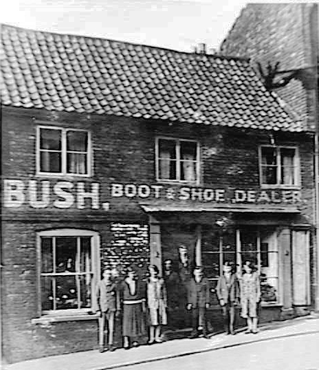 Bush Boot & Shoe Dealer