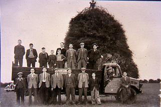 1937 Bonfire