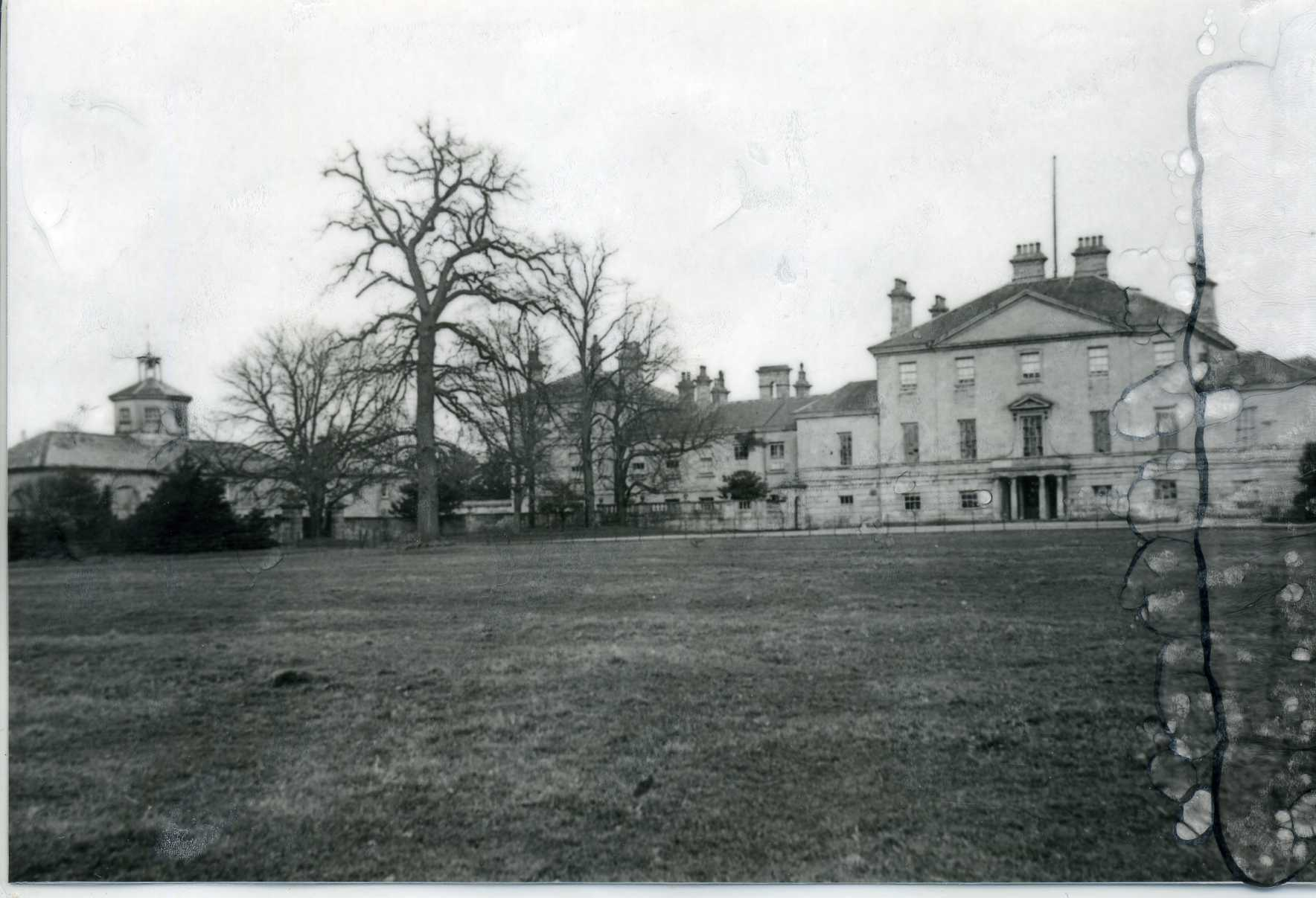 Brocklesby House