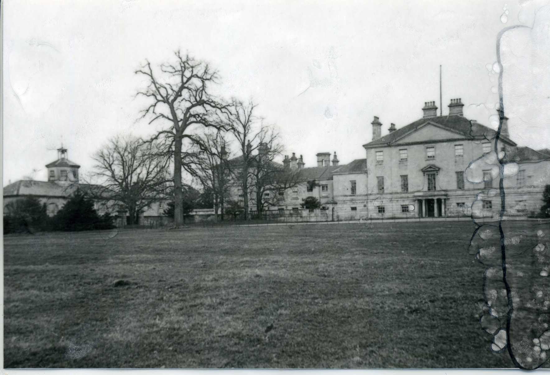 Brocklesby House