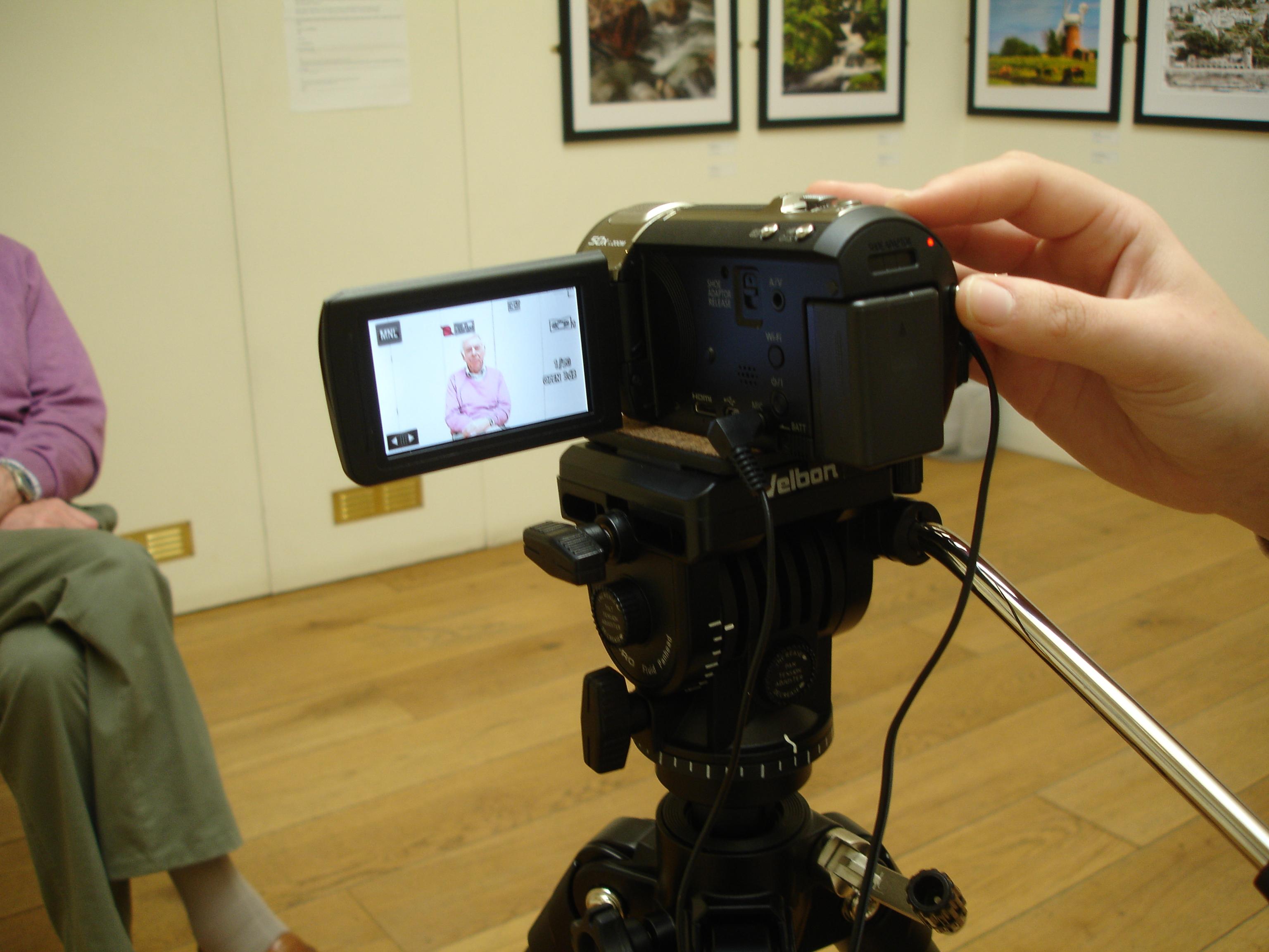 Camera Adjustments