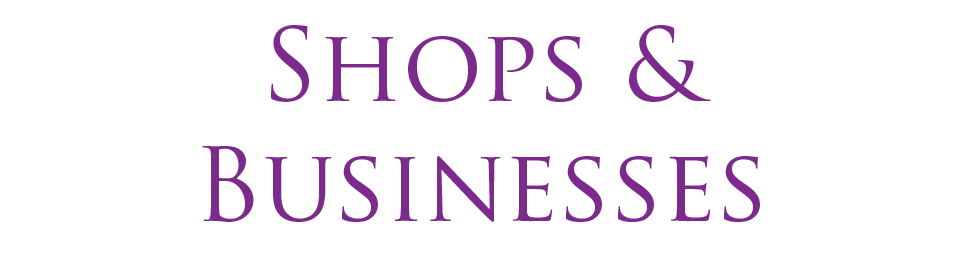 Shops & Businesses
