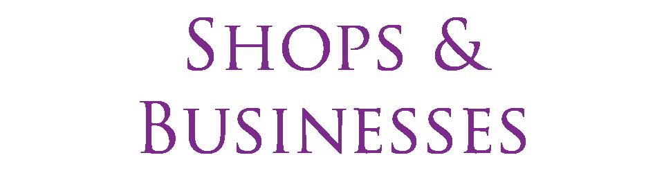 Shops & Businesses
