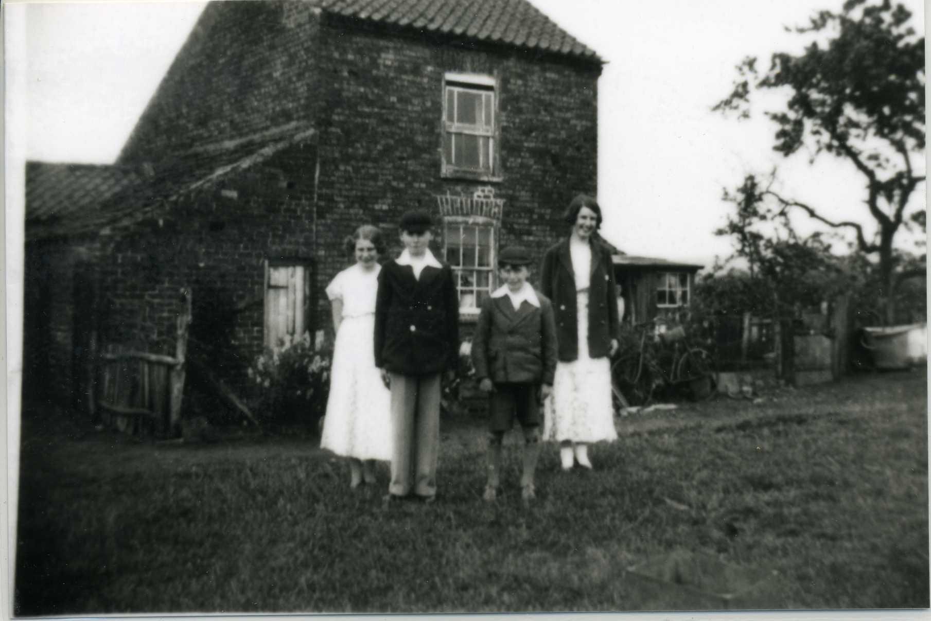 Moor Lane 1930s