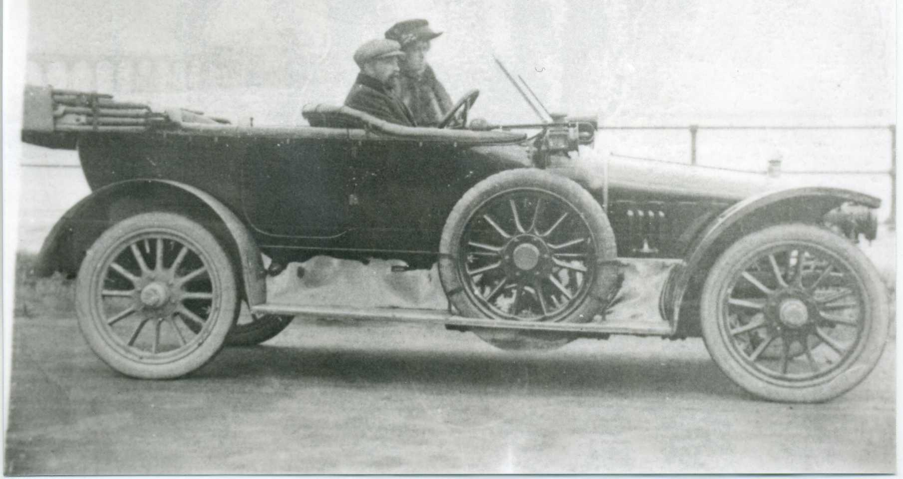 Markham Family Car