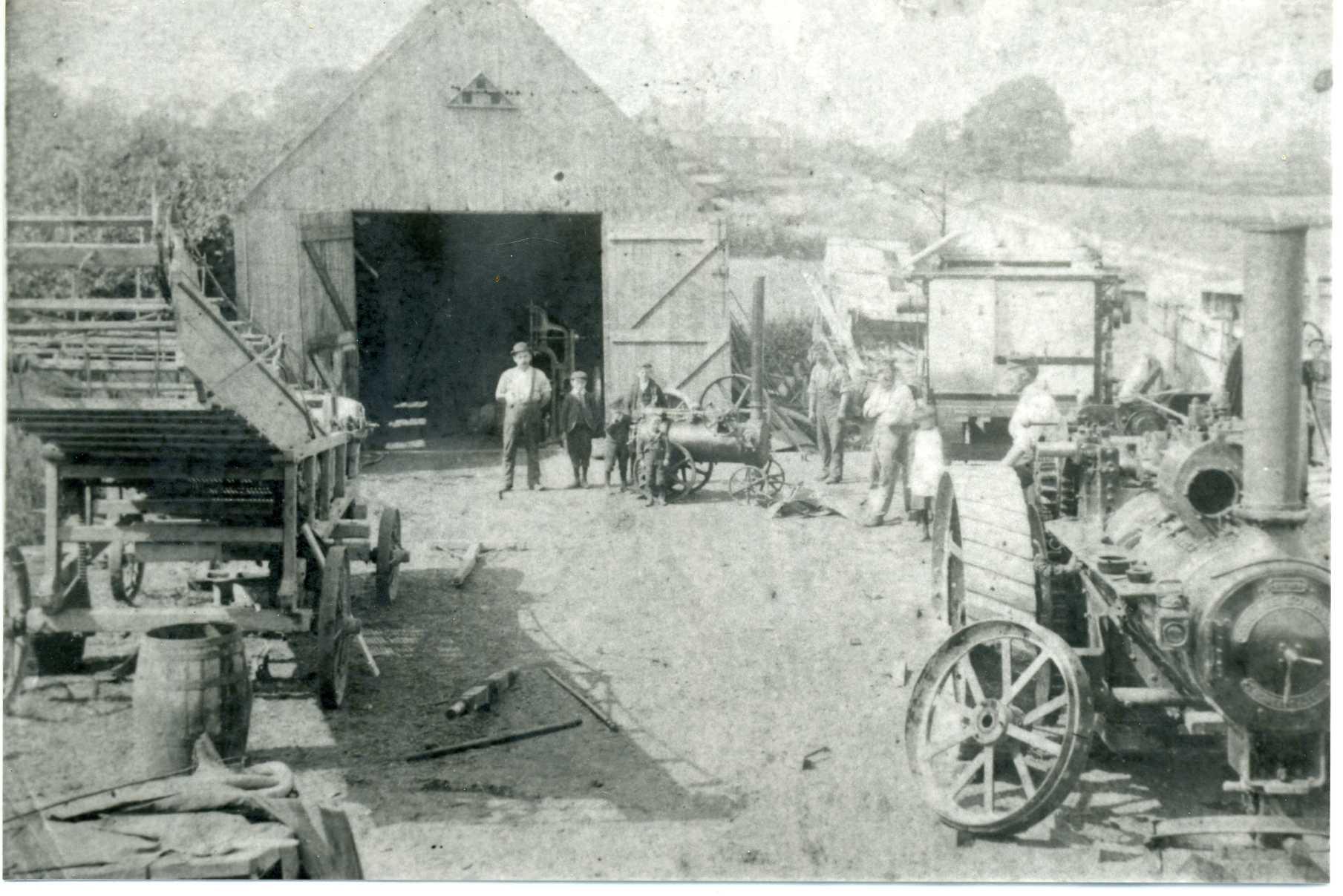 Robinsons Yard