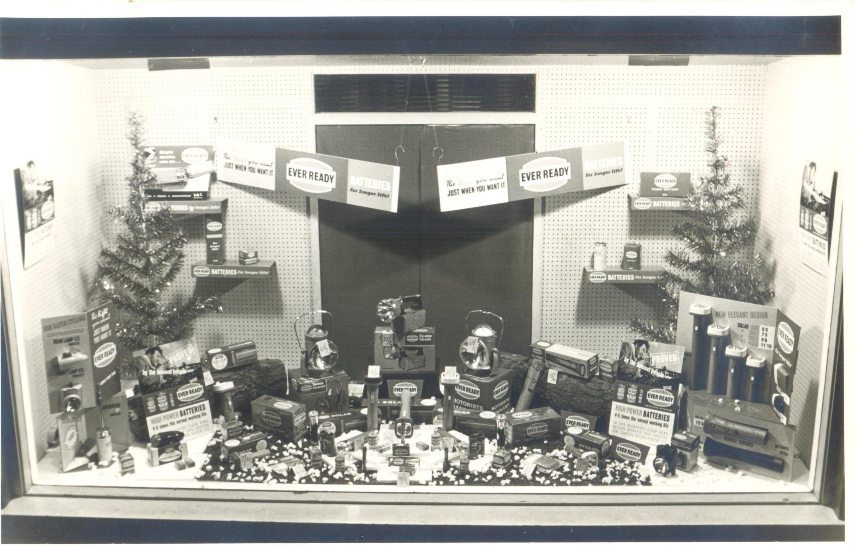 Steve Hannath Briggs Hardware Store