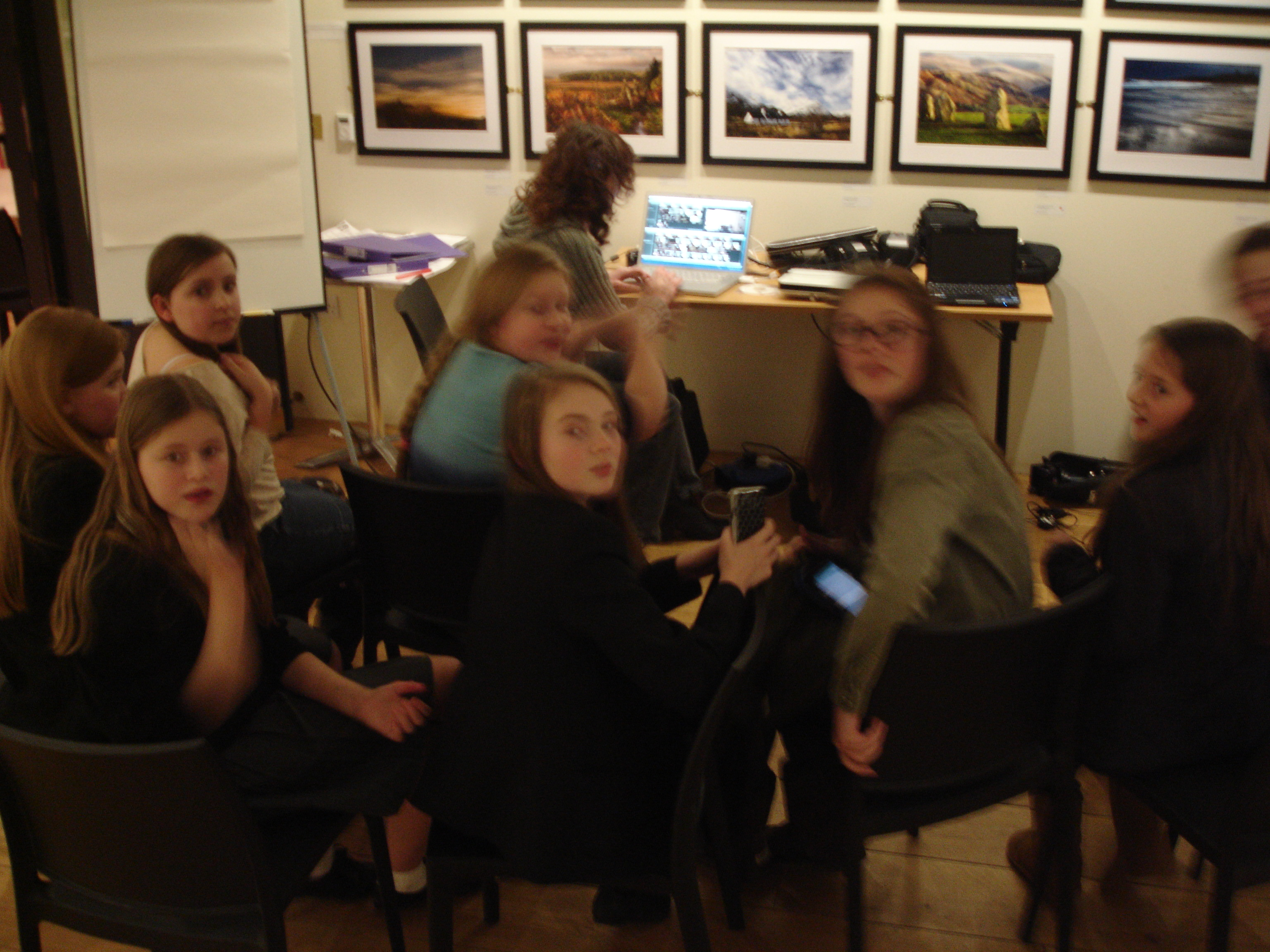 Caistories Film Making Workshop - Week 1