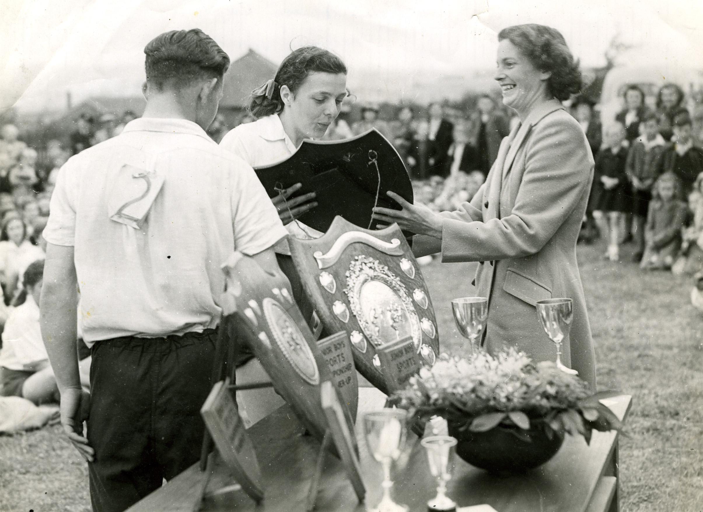 1948 Lister House Captains