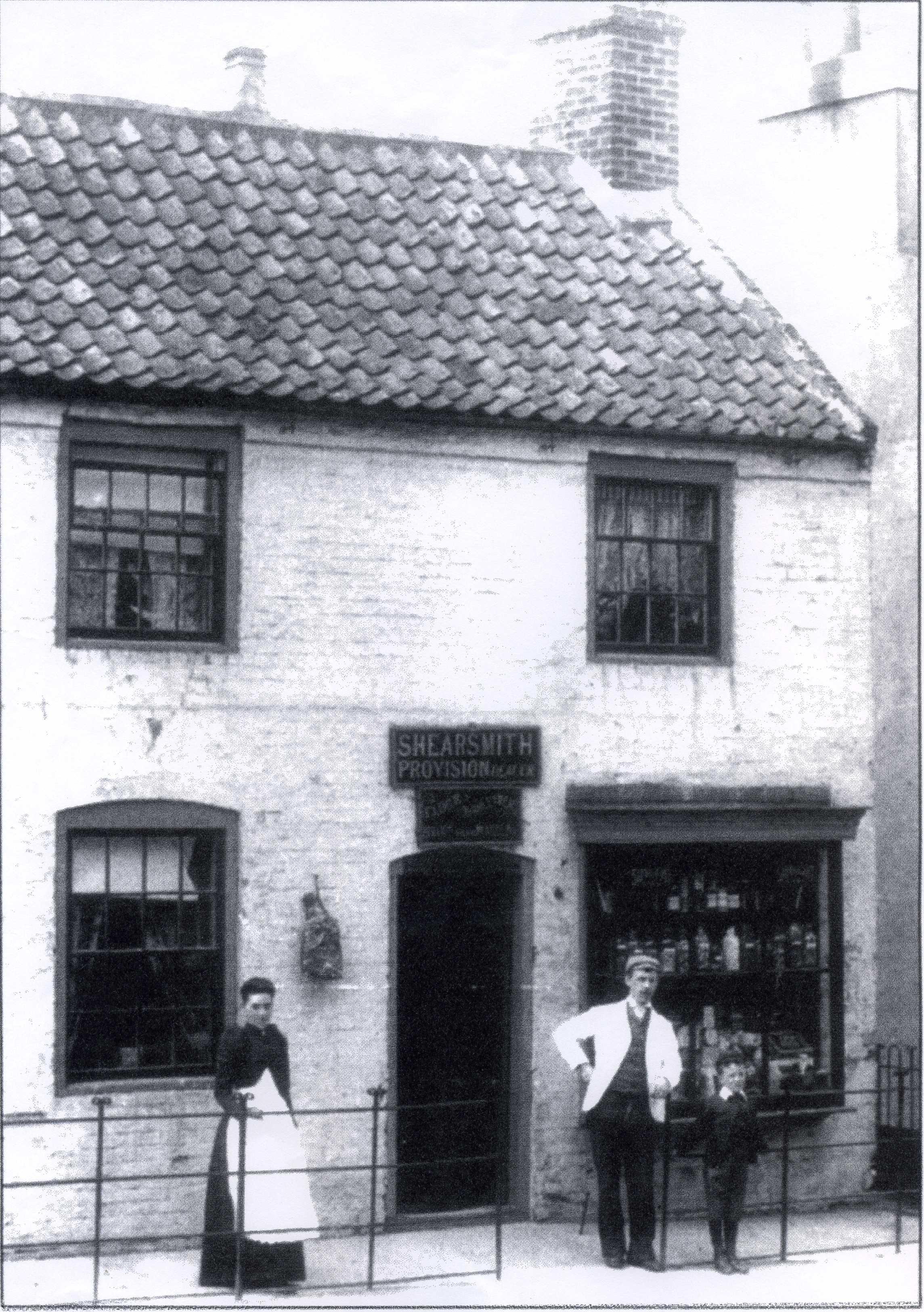 Caistor House