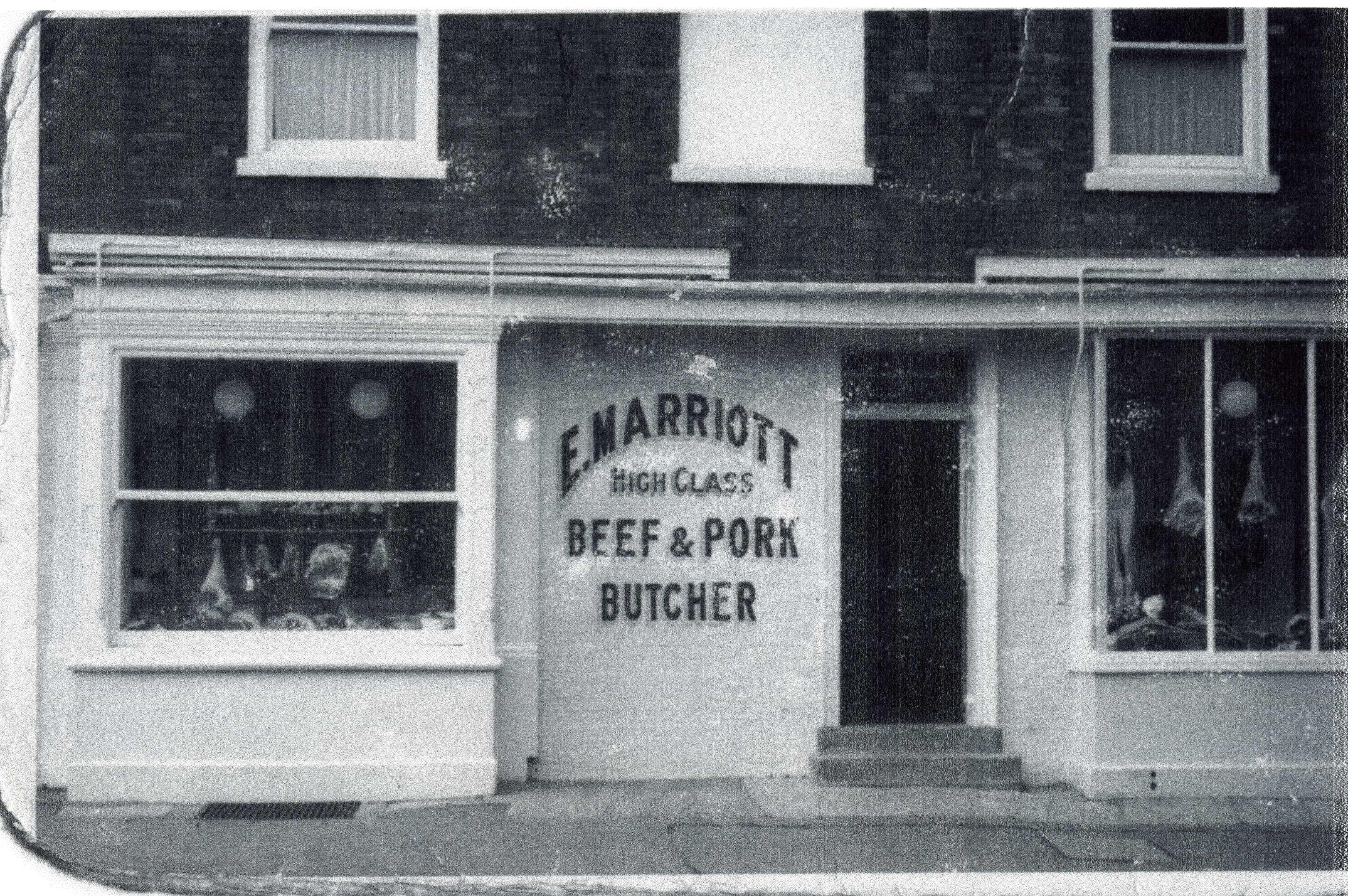 E. Marriott - Butchers