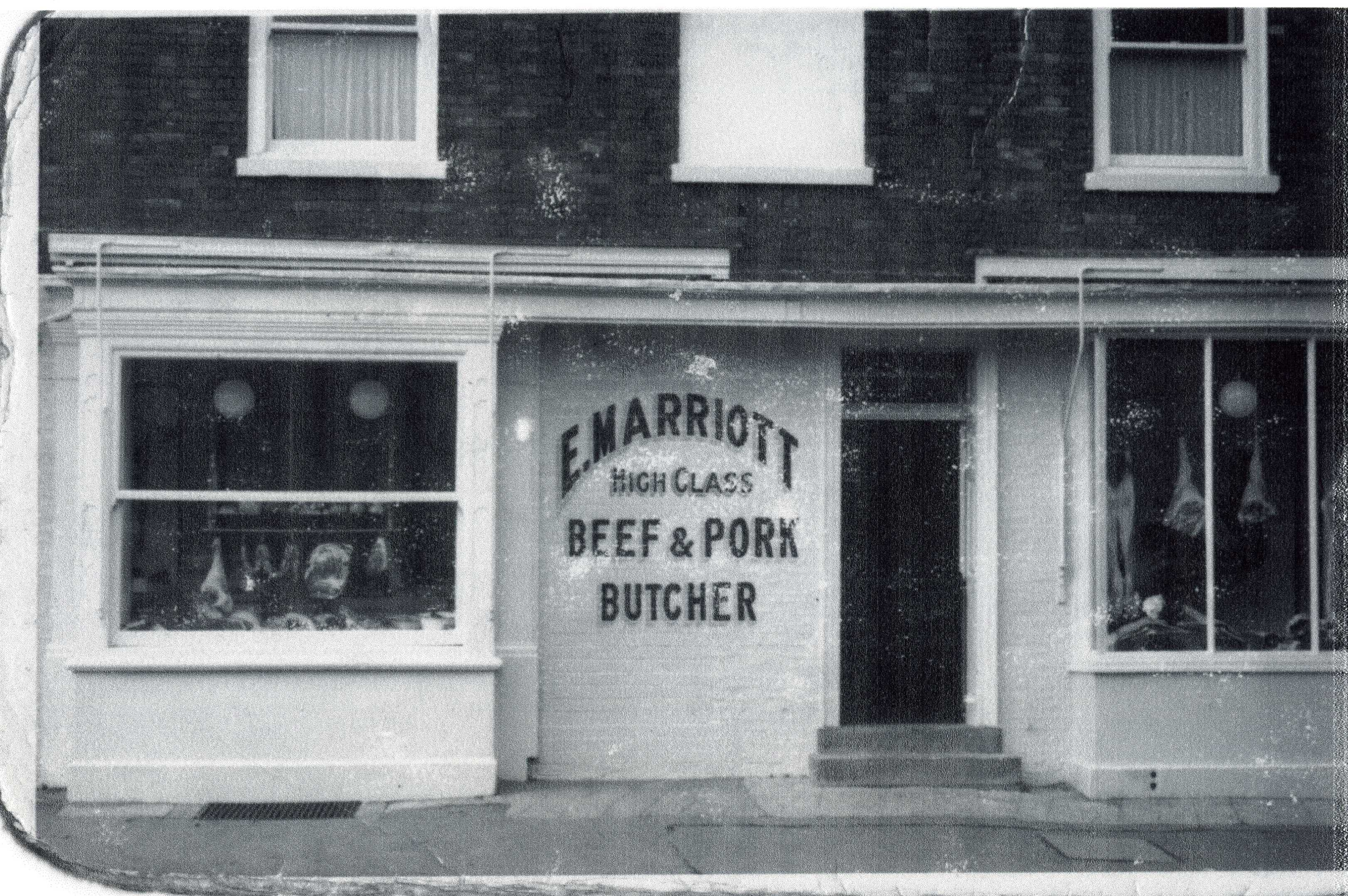 E. Marriott - Butchers