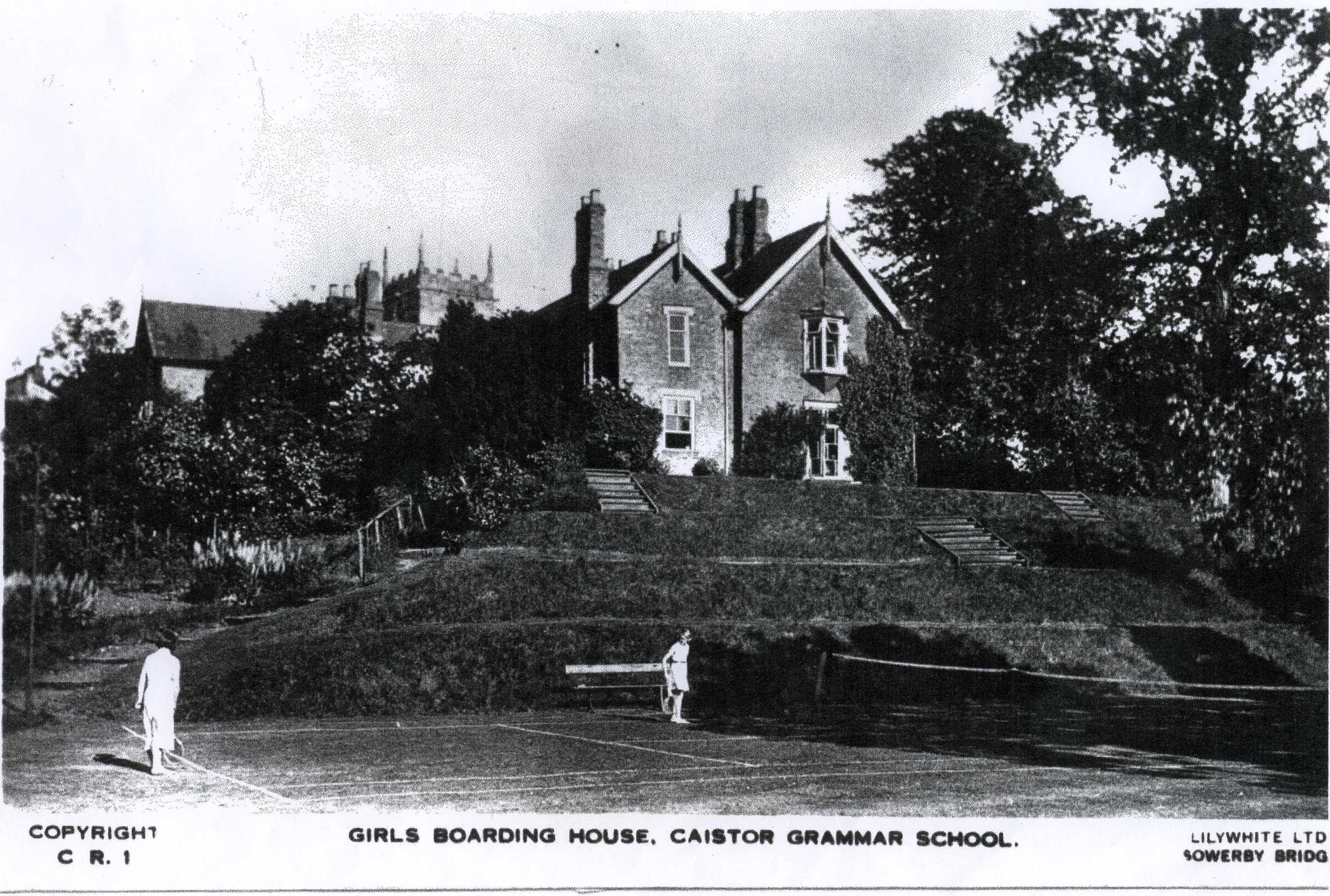 Grammar School Girls Boarding House