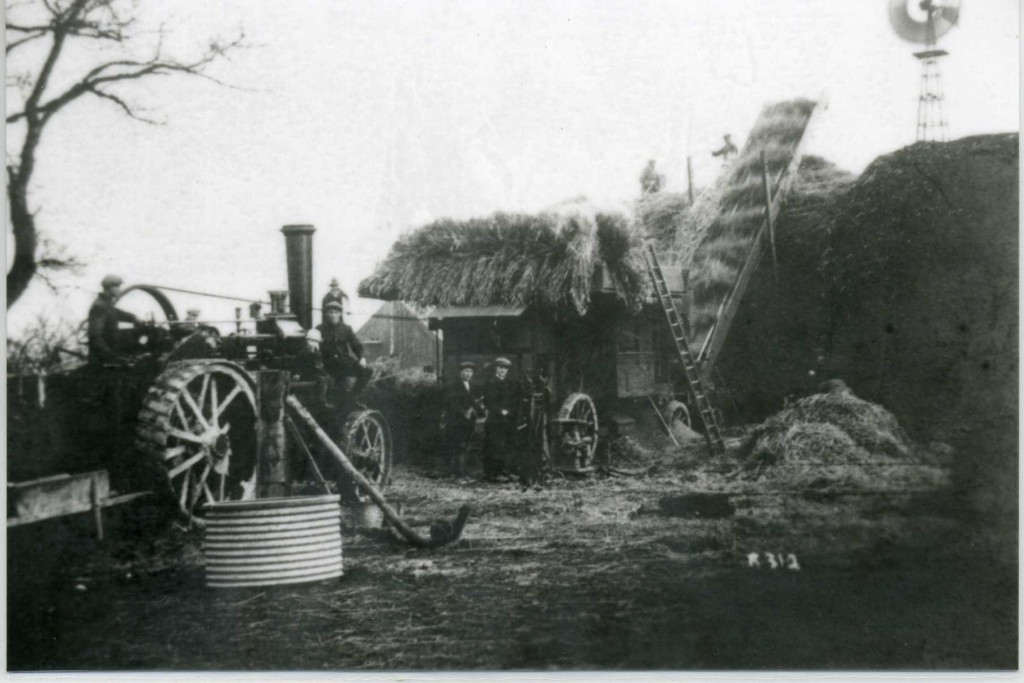 Hay Making with Steam