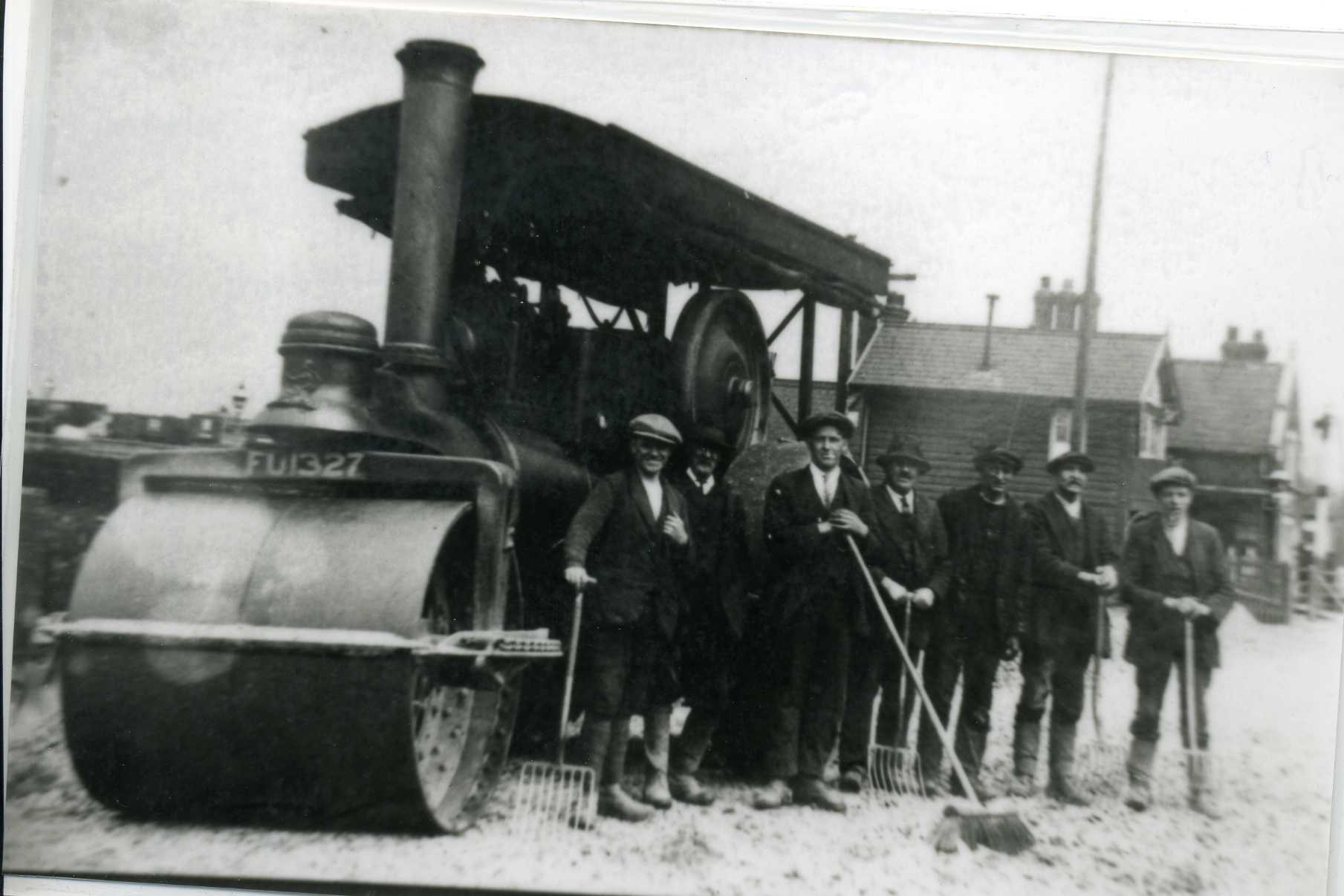 Road Gang, Holton Station