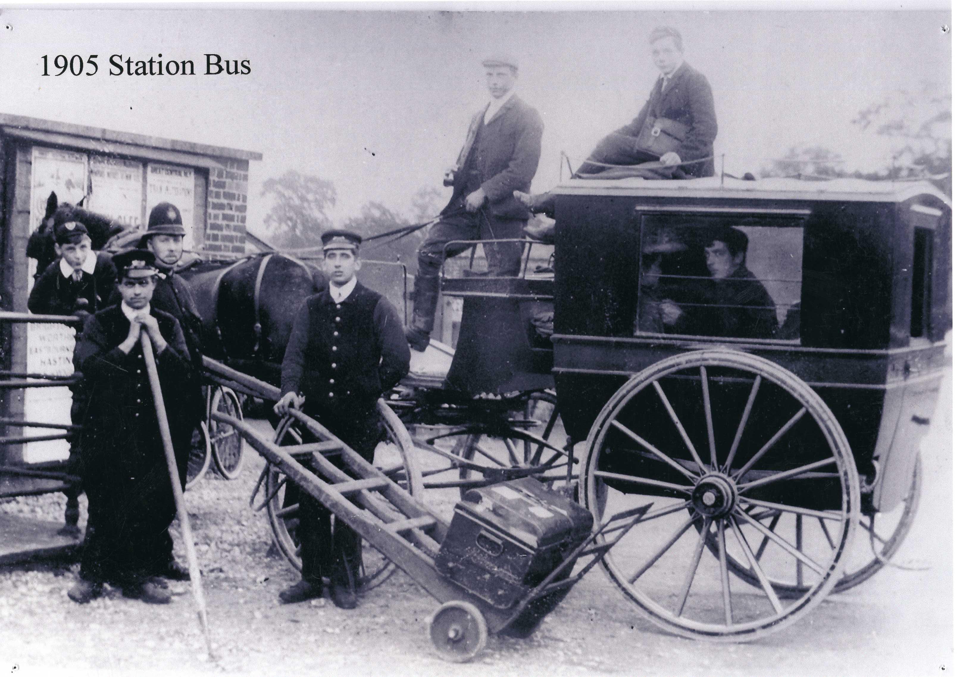 Station Bus