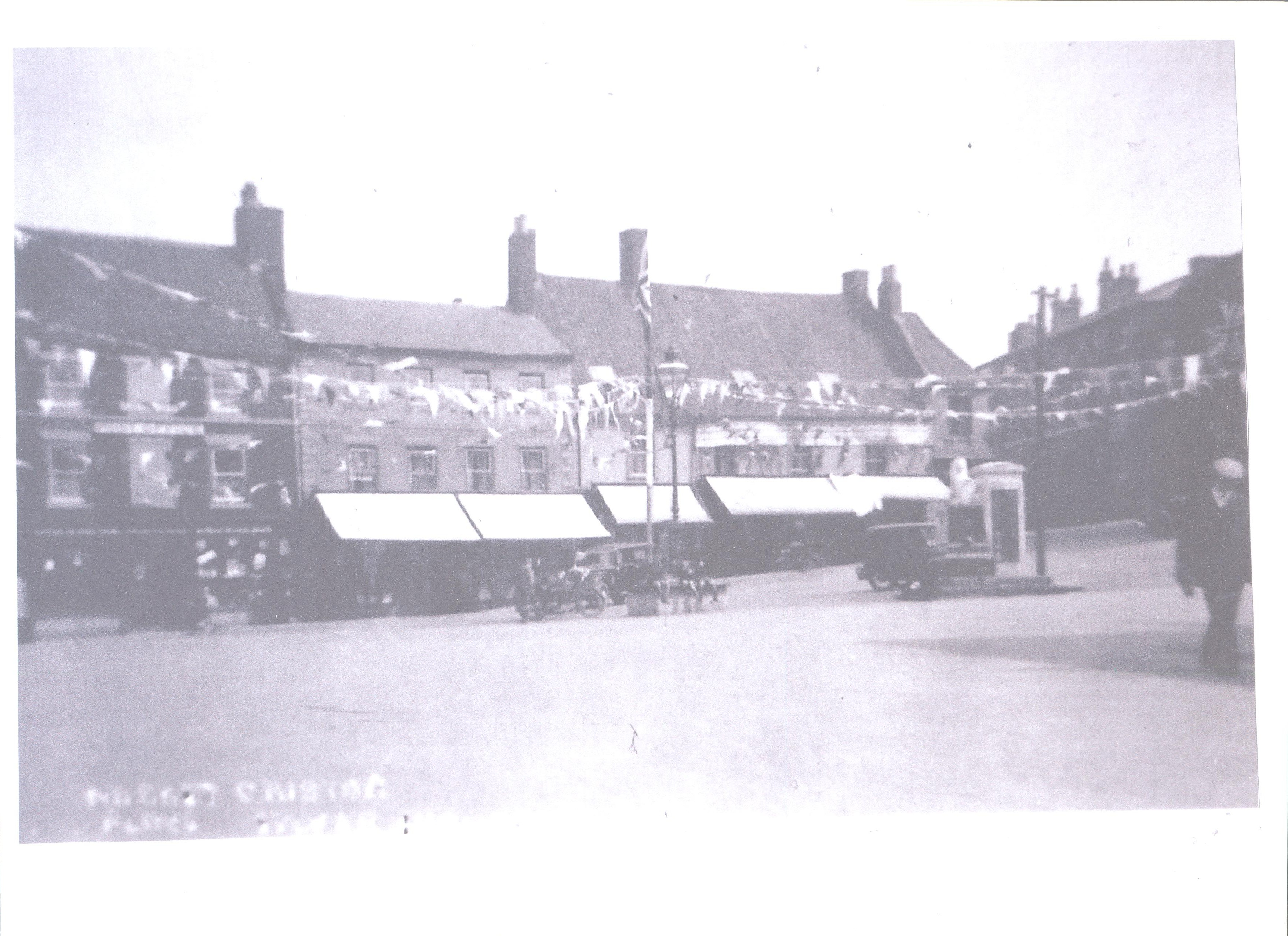 Coop Caistor market place